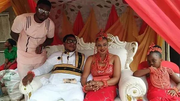 Popular Pastor marries third wife -main