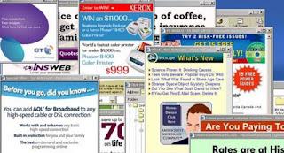 Pubblicità sul PC
