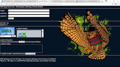 Image result for deface metode CBT balitbang