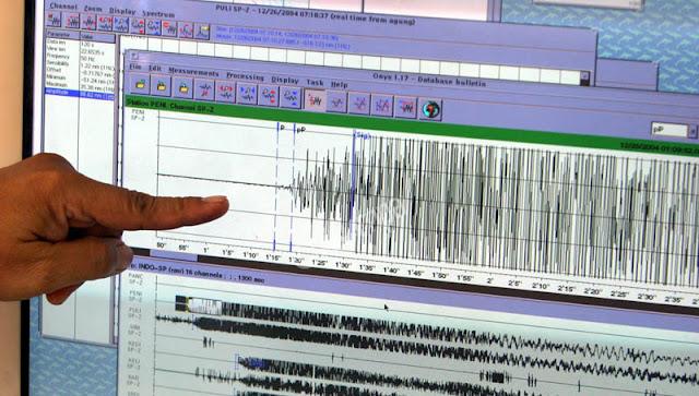 Τσελέντης: Υπάρχει μια περιοχή υπό στενή παρακολούθηση για σεισμό