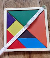 matematyka dla dzieci tangram