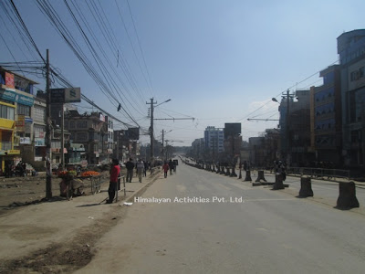 日々のネパール情報