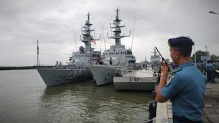Patroli Koordinasi Malaysia-Indonesia