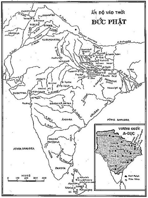 Ấn Độ thời Đức Phật - ĐỨC PHẬT và PHẬT PHÁP - Đạo Phật Nguyên Thủy (Đạo Bụt Nguyên Thủy)