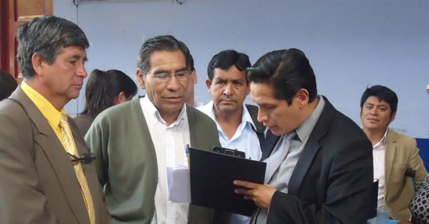 DRE Ayacucho: Más de 130 Ex Directivos con medida cautelar no volverán a los colegios