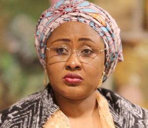 Aisha joins anti-Buhari campaigns; retweets Buhari must go tweet