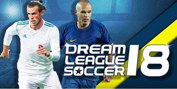 Download Game Dream League Soccer 2018 Offline