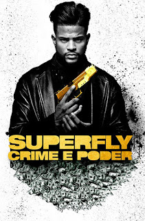 Superfly: Crime e Poder - BDRip Dual Áudio