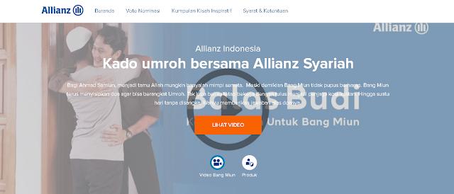 Seputar Kado Umroh dari Allianz