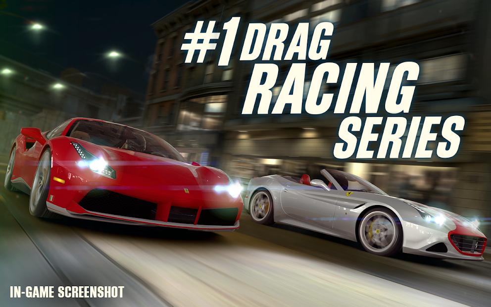 csr racing classic mod apk 3.0.1