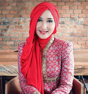 Model Hijab Pesta
