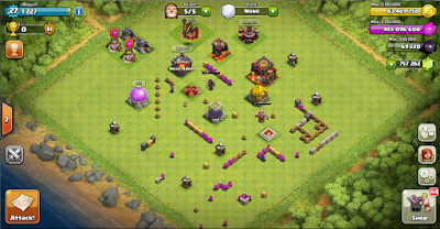 Clash of Clans (COC) for PC Terbaru Gratis