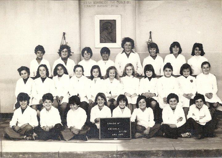Resultado de imagen de Docentes y alumnos en 1950