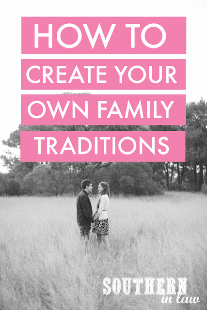 How to Create a Family Tradition - A Unique Wedding Anniversary Tradition Idea