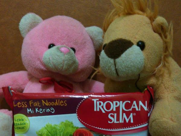 Mi Tropicana Slim, Karena Tubuh Butuh Makanan Sehat