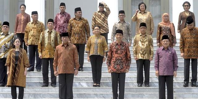 Dua Menteri ini Buat Presiden Jokowi Murka Karena Hambur-hamburkan Anggaran