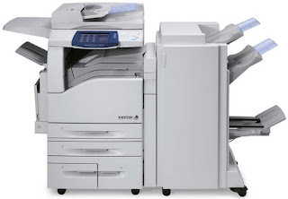 Printer Colour Multifunction Copier is a printing machine workhorse Xerox Workcentre 7428 Driver Printer Download