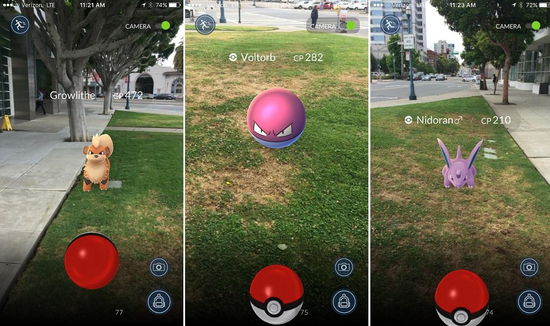 Pokemon Go chega em Julho ao Android e iOS