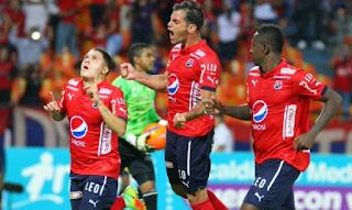 Independiente Medellin vs River Plate en Copa Libertadores 2017