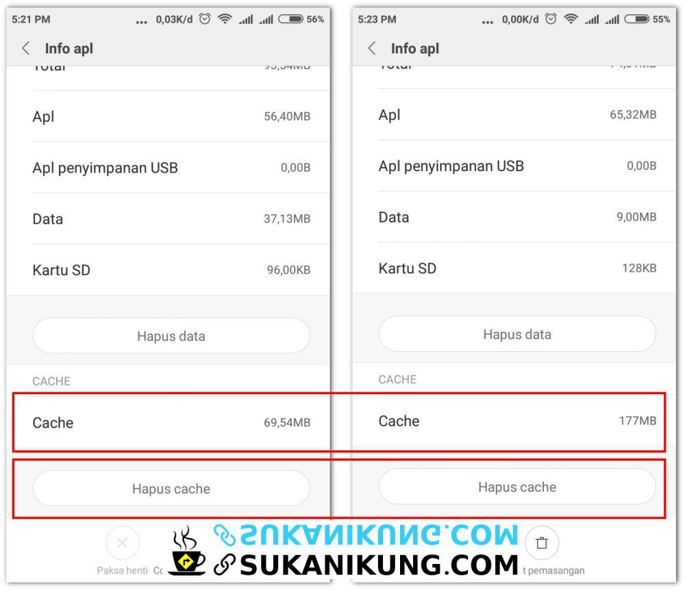 Tips Hemat Penyimpanan Internal Android (Bagian 4) - www.sukanikung.com