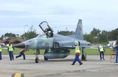 F-5E/F Tiger II