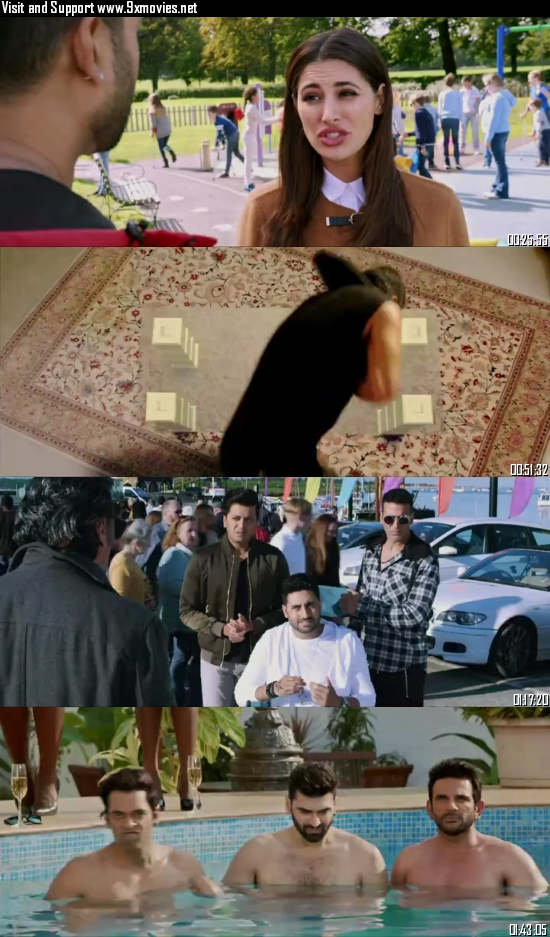 Housefull 3 2016 Hindi 480p HDRip