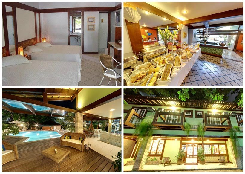Hotéis em Cabo Frio - dica de onde se hospedar - Pousada do Leandro