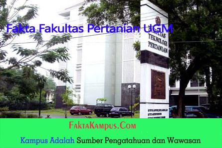Fakultas Pertanian Ugm Dan 5 Fakta Yang Wajib Baca Fakta Kampus