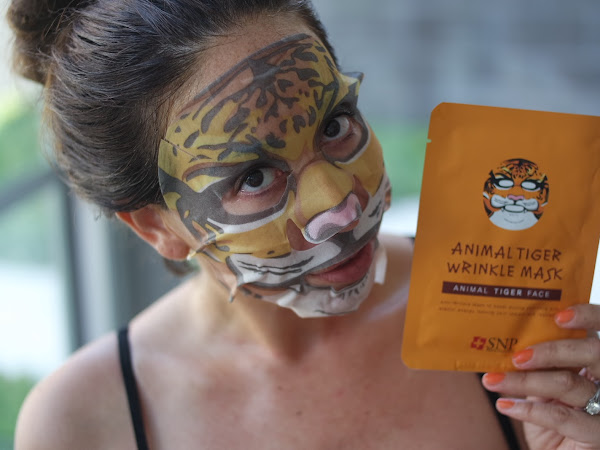 The Tiger Anti-Wrinkle Mask