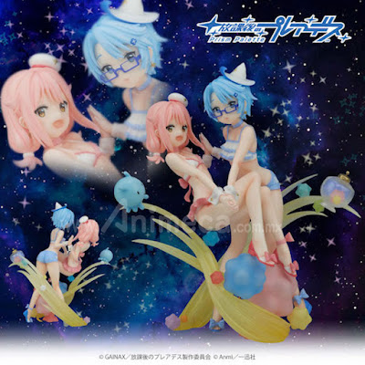 Figura Subaru & Aoi Swimsuit Ver. Wish Upon the Pleiades Prism Palette