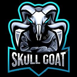 logo tengkorak kambing