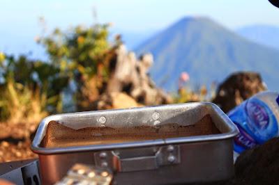 kopi di gunung