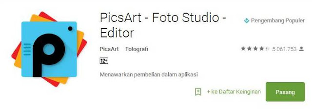 Aplikasi Edit Foto Kekinian Ala Video Clip Up & Up Milik Coldplay