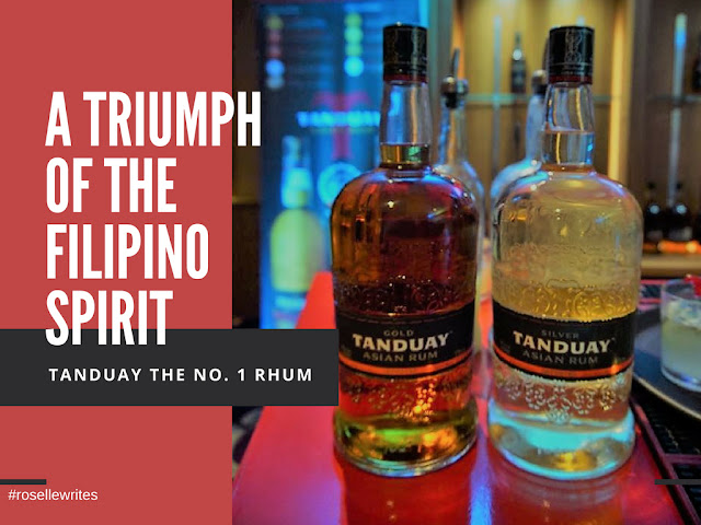 Tanduay Has Taken Number One Spot From Bacardi