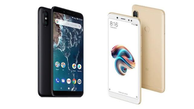 Xiaomi Mi A2 vs Redmi Note 5 Pro: Price in India, Specifications, Features Compared