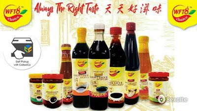 WFT8 Choice Sauce Goods Bundles