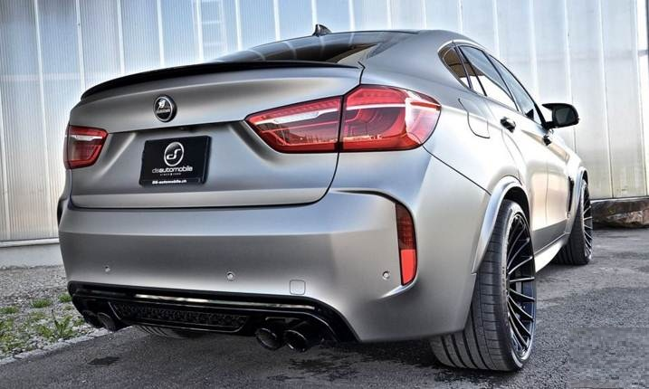 Bmw X6 M By Ds Automobile Looks Smashing Types Cars