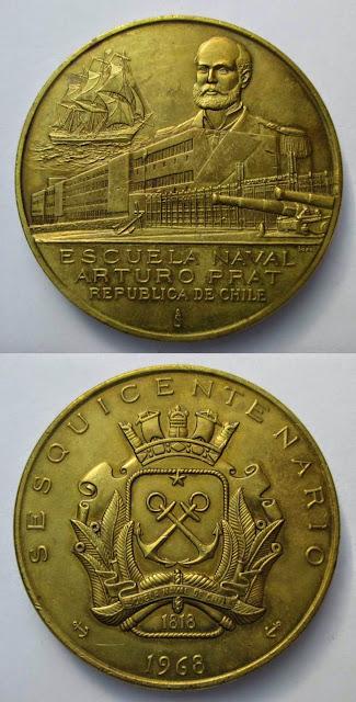 Medalla Escuela Naval