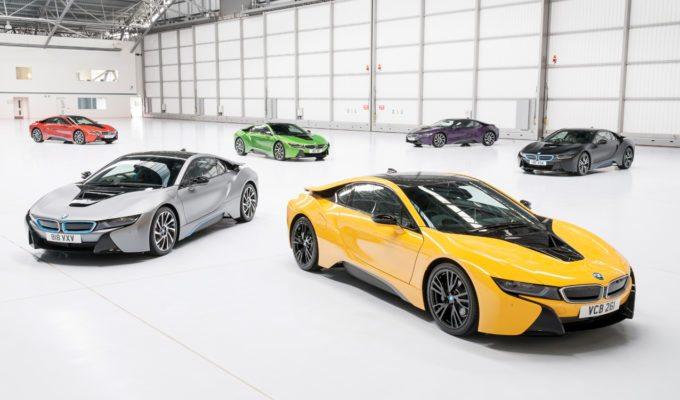 Dự kiến doanh số của BMW i8 sẽ tăng chóng mặt trong thời gian tới