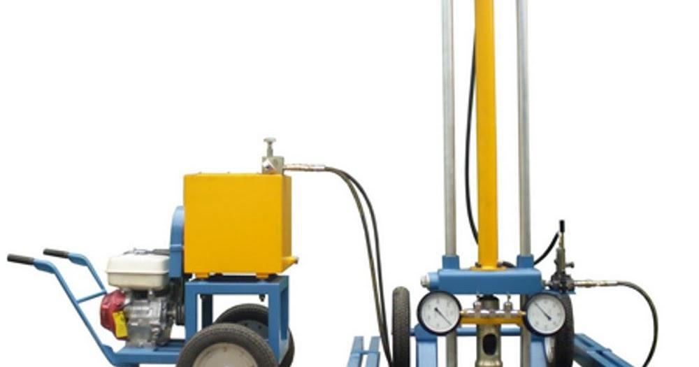 Jual Sondir 2 5 Ton 5 Ton Dan 10 Ton Hydraulic Di Padang Harga Murah Bersahabat 082321254212
