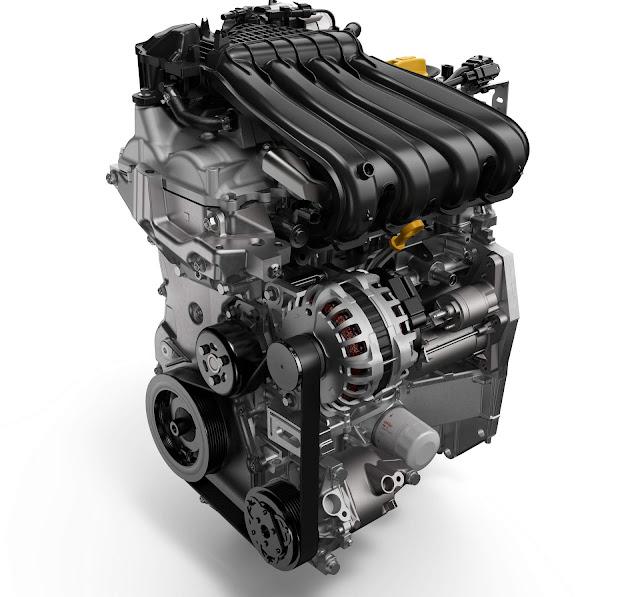 Renault Logan: disponível em única versão na linha 2019