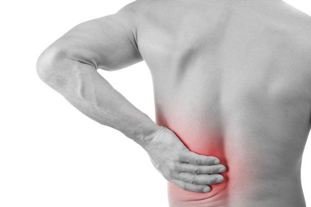 mal di schiena legato alla prostata