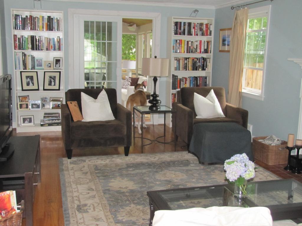 Living Room Updates IKEA Kivik Ektorp Chaise Lounge And Chairs