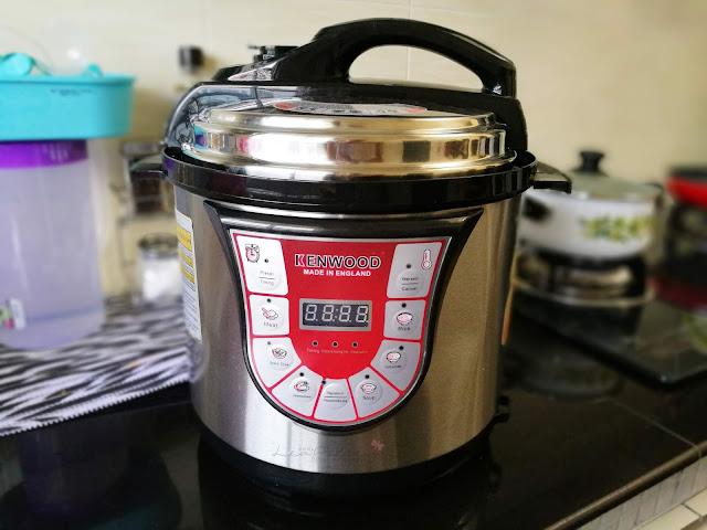 Pressure Cooker Kenwood Sehebat Pressure Cooker Noxxa!!