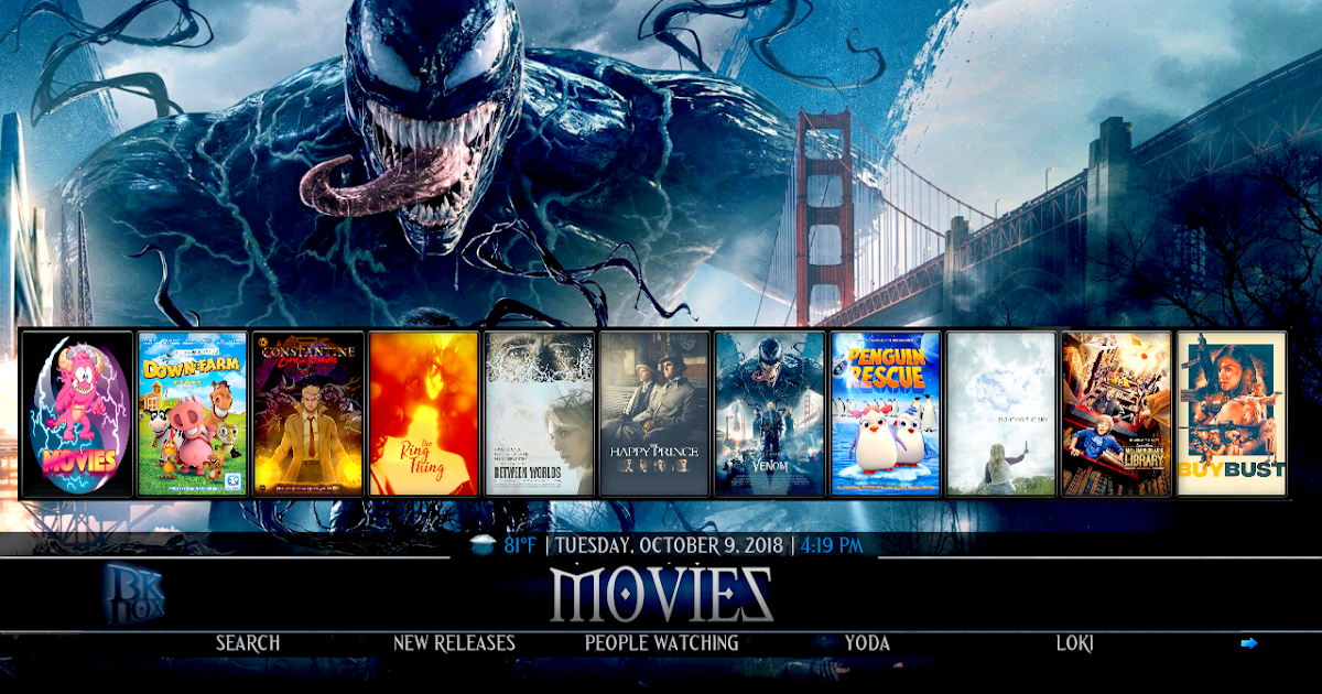 BK NOX BUILD FOR KODI 17 6 KRYPTON FASTEST KODI BUILDS AND