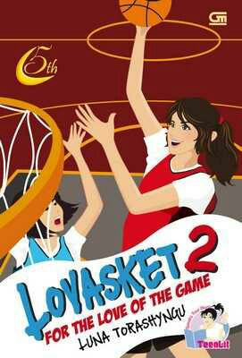 Sampul Buku Lovasket 2: For the Love of the Game - Luna Torashyngu.pdf
