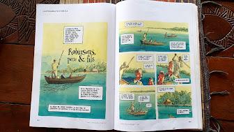 La possibilité d'une île, roman graphique