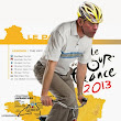 Le Tour de France 2013, Avranches, Thierry Olive et Noël Jamet : inoubliable!!!