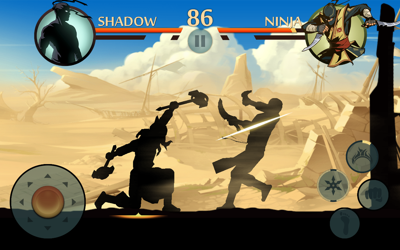 Image result for shadow fight 2 playstore reviews