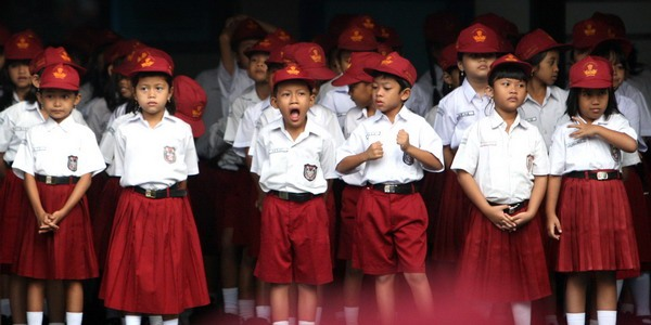 Astaghfirullah, Sekolah Dasar Ini Tidak Punya Guru Agama Islam Selama 6 Tahun